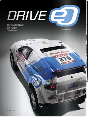 Drive eO Magazine, Issue 1