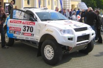 OSCar eO near Tallin Opera