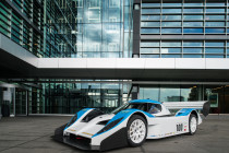 Electric eO PP01 by Drive eO for Pikes Peak International Hill Climb 2013