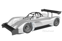 "Electric ""eO PP03"" for Pikes Peak International Hill Climb 2015"