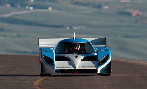 Electric eO PP01 Supercar